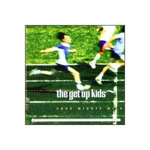 Cover - Get Up Kids, The: Four Minute Mile