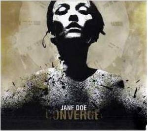 Cover - Converge: Jane Doe