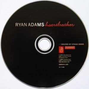 Ryan Adams: Heartbreaker (CD) - Bild 2
