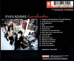 Ryan Adams: Heartbreaker (CD) - Bild 4