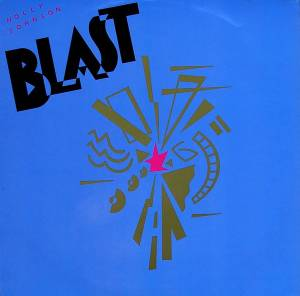 Cover - Holly Johnson: Blast