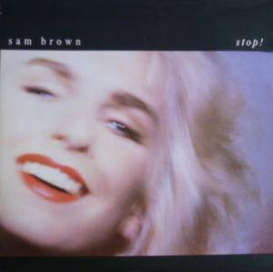 Sam Brown: Stop! (LP) - Bild 1
