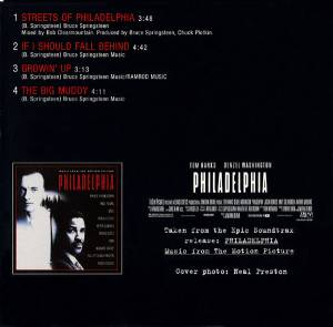 Bruce Springsteen: Streets Of Philadelphia (Single-CD) - Bild 5