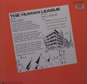 "The Human League: Being Boiled (12"") - Bild 3"