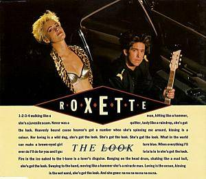 Roxette: Look, The - Cover