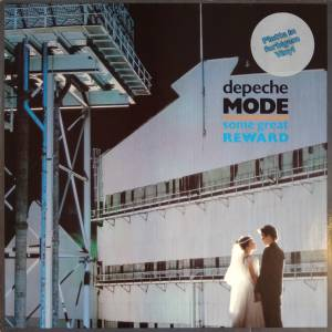 Depeche Mode: Some Great Reward (LP) - Bild 1