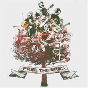 The Bees: Free The Bees - Cover