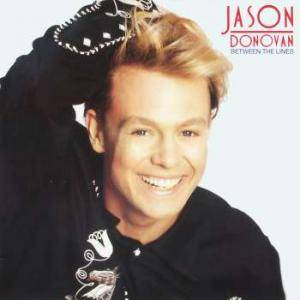 Jason Donovan: Between The Lines - Cover