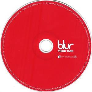 Blur: Think Tank (CD) - Bild 3