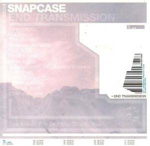 Cover - Snapcase: End Transmission