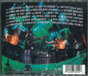 KISS: The Very Best Of Kiss (CD) - Bild 3