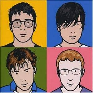 Blur: Best Of, The - Cover