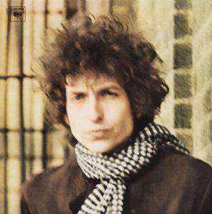 Bob Dylan: Blonde On Blonde - Cover