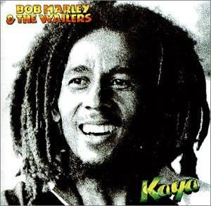 Bob Marley & The Wailers: Kaya - Cover