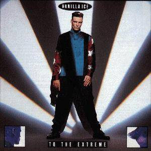 Vanilla Ice: To The Extreme - Cover