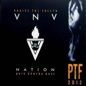 Cover - VNV Nation: Praise The Fallen