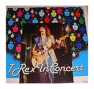 Cover - T. Rex: In Concert