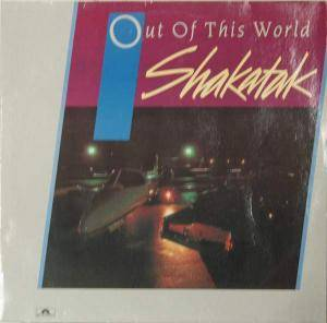 Cover - Shakatak: Out Of This World
