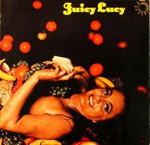 Juicy Lucy: Juicy Lucy - Cover