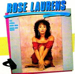 Cover - Rose Laurens: Rose Laurens