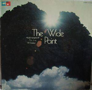 Albert Mangelsdorff: Wide Point, The - Cover