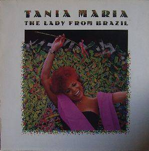 Cover - Tania Maria: Lady From Brazil, The