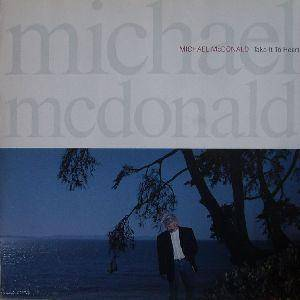 Cover - Michael McDonald: Take It To Heart