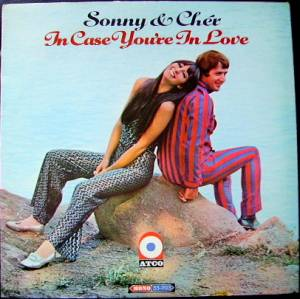 Cover - Sonny & Cher: In Case You're In Love
