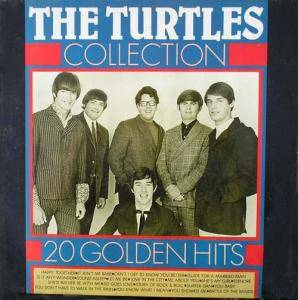 The Turtles: Collection - 20 Golden Hits - Cover