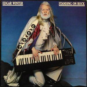 Cover - Edgar Winter: Standing On Rock