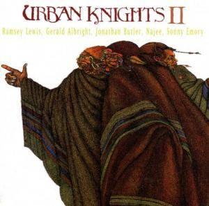 Cover - Urban Knights: II