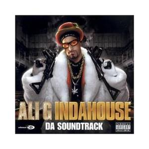 Cover - Ms. Dynamite: Ali G Indahouse Da Soundtrack