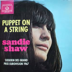 Cover - Sandie Shaw: Puppet On A String