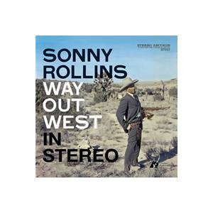 Cover - Sonny Rollins: Way Out West