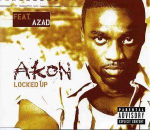 Cover - Akon: Locked Up