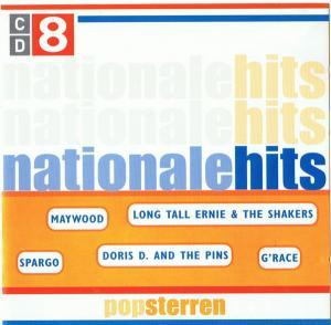 Nationale Hits CD 08 - Cover