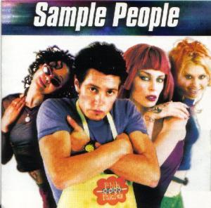 Sample People - Cover
