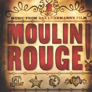 Moulin Rouge! - Cover