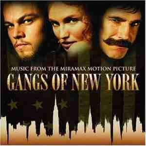 Gangs Of New York - Cover
