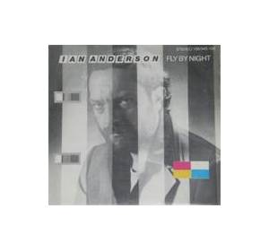 Cover - Ian Anderson: Fly By Night