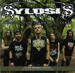 Cover - Sylosis: Conclusion Of An Age / Teras