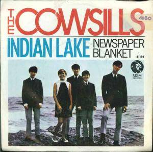 Cover - Cowsills, The: Indian Lake