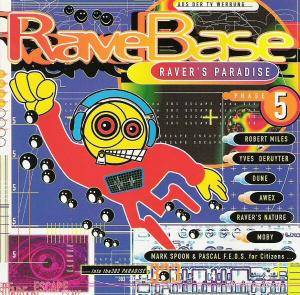 Rave Base Phase 5 - Cover