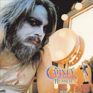 Leon Russell: Carney - Cover