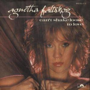 Agnetha Fältskog: Can't Shake Loose - Cover