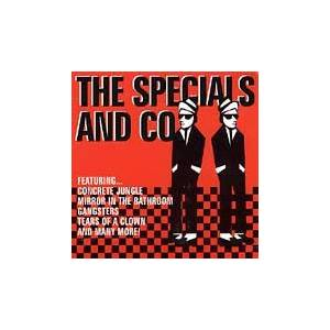 Cover - Coventry Automatics, The: Specials And Co., The