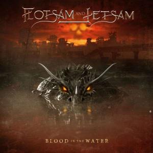 Flotsam And Jetsam: Blood In The Water - Cover