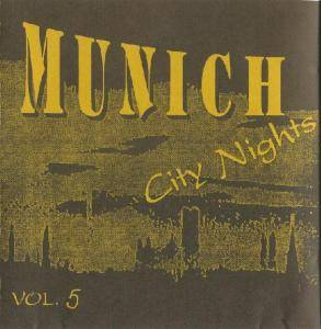 Cover - John Kilzer: Munich City Nights Vol. 05