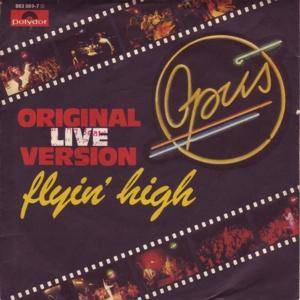 Opus: Flyin' High - Cover