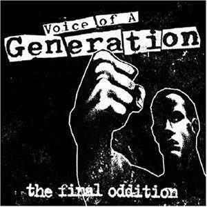 Cover - Voice Of A Generation: Final Oddition, The